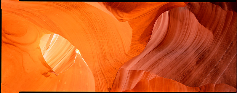 Lower Antelope Canyon, West of Page, Arizona