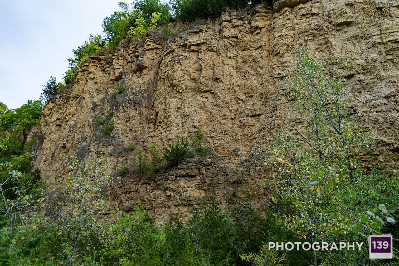 Horseshoe Bluff - Mines of Spain