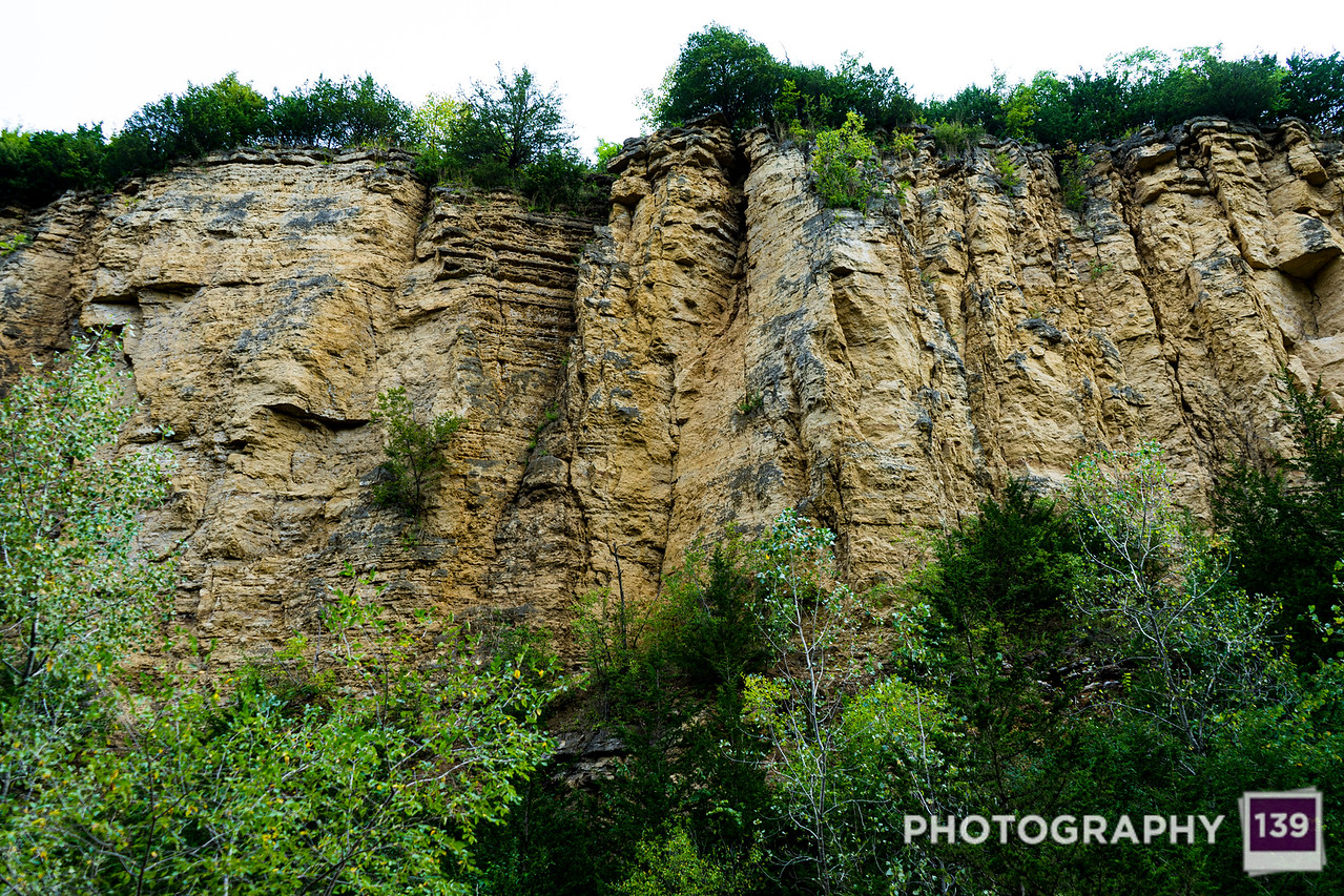 Horseshoe Bluff - Mines of Spain