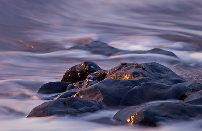 Rocks in the Wave