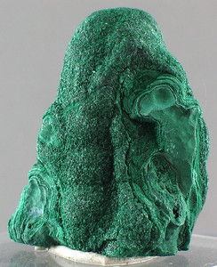 malachite; 2.5x 3.5 cm