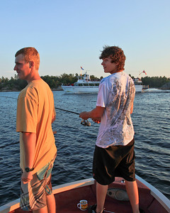 Mitch & Cole FIshing Miss Midland