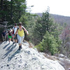 Sierra Club Earth Day Nature Hike to Gertrude's Nose Footpath at Minnewaska State Park