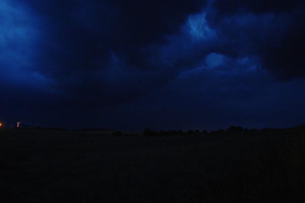 Gettysburg Thunderstorm