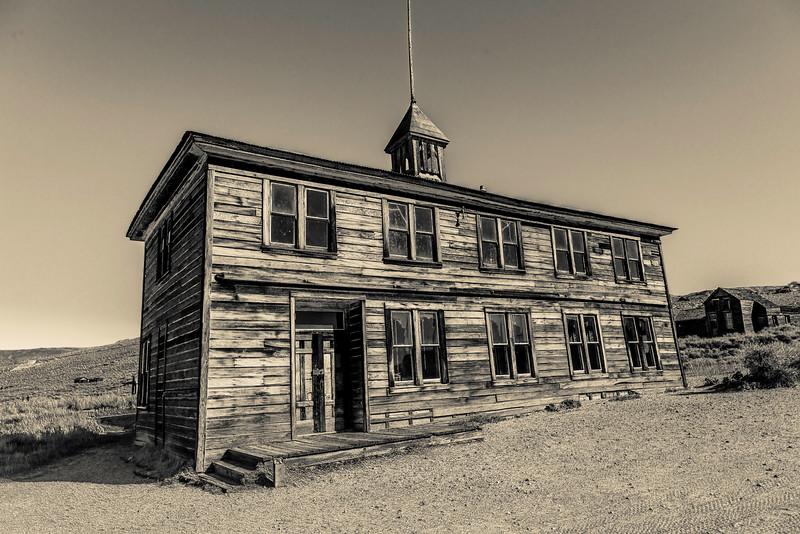 Bodie, CA Bodie Schoolhouse 11-10-16_MG_1922