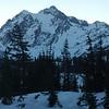 Mt. Shuksan in the morning
