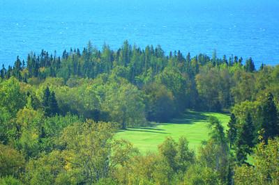 Terrace Bay, Golf Course