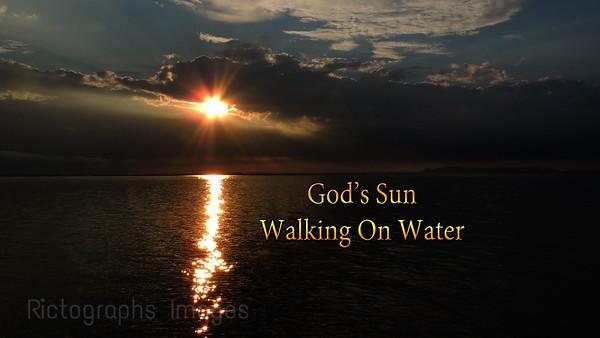 Sunrise, Summer 2016, God's Sun
