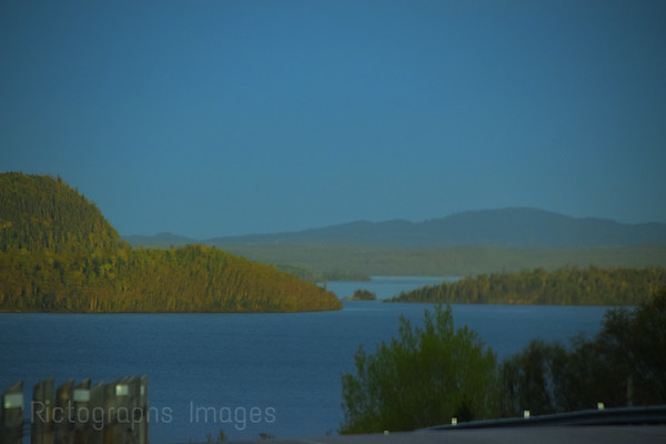 Lake Superior, Landscape