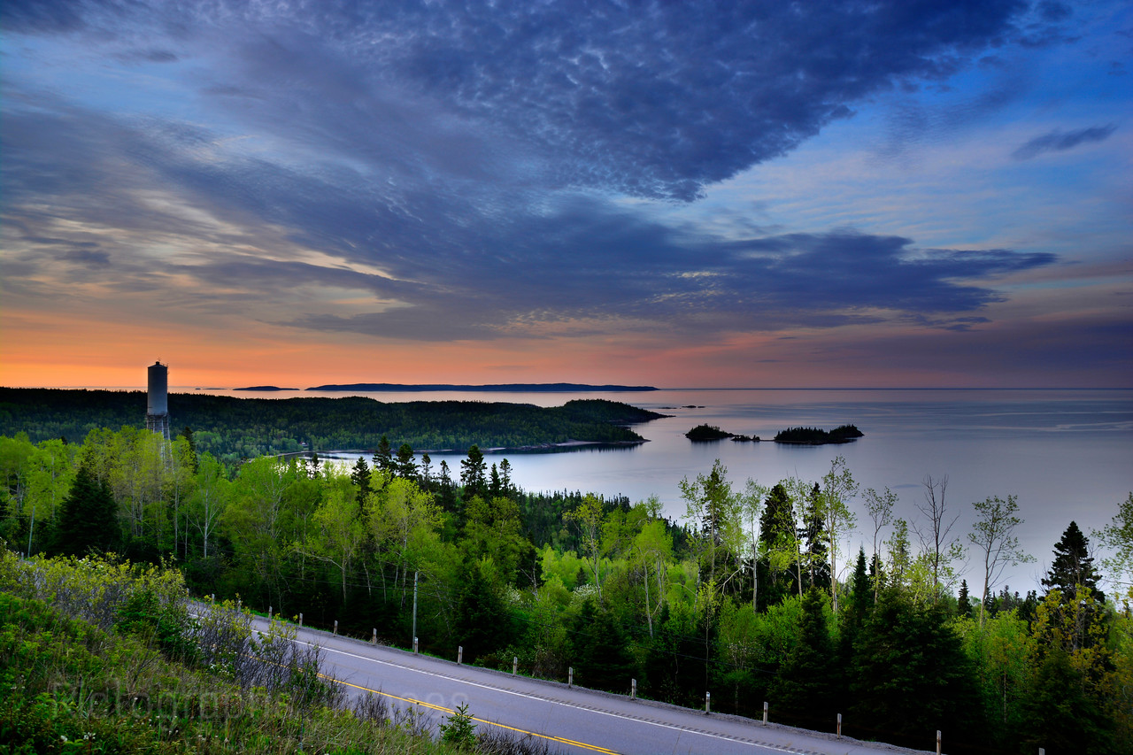Lake Superior, Terrace Bay, Photos