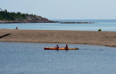Lake Superior Day, July 2012,