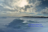 Frozen Lake Superior