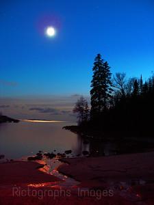 Danny's Cove, Lake Superior, Casque Isle Hiking Trail