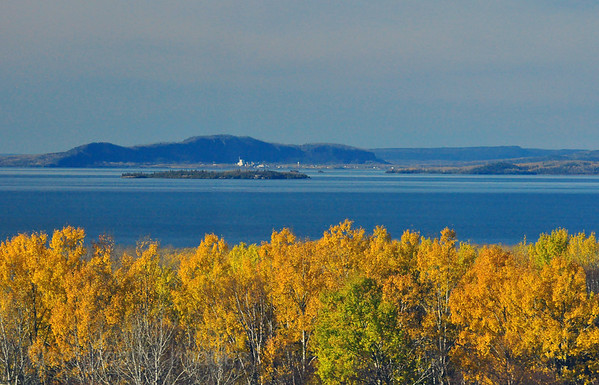 Travelling On The Lake Superior Circle Route