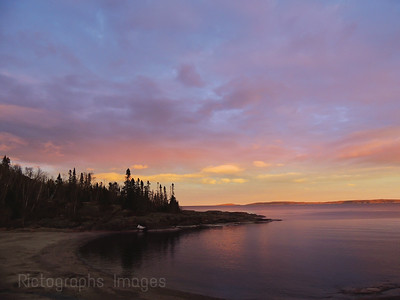 A Lake Superior Secluded Beach