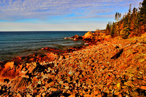 Lake Superior Photography, Spring 2017, Rictographs Images