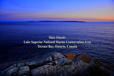 Lake Superior National Marine Conservation Area, Terrace Bay, Ontario, Canada