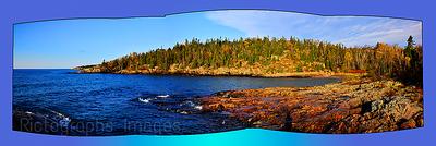 Lake Superior, Rocky Shores