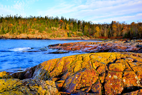Rocky, Lake Superior