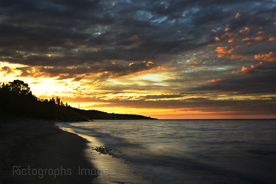 Lake Superior, Morning