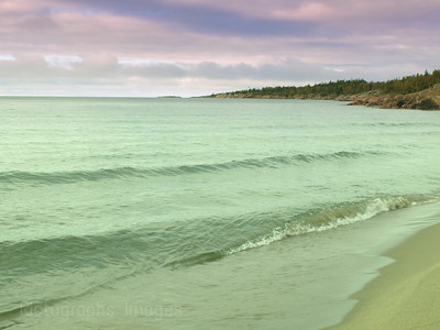 A Secret Beach on The North Shore of Lake Superior.