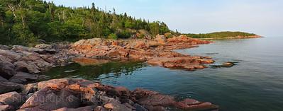 A Lake Superior Landscape Photo, Summer 2018