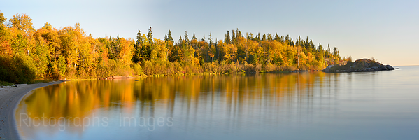 Lake Superior, Danny's Cove, Casque Isles Hiking Trail