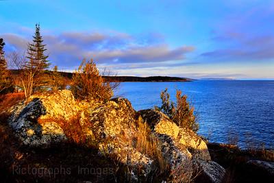 Lake Superior, Shore, 2017