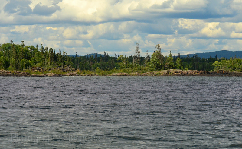 Lake Superior National Marine Conservation Area, Rossport Islands, Ontario,  Canada