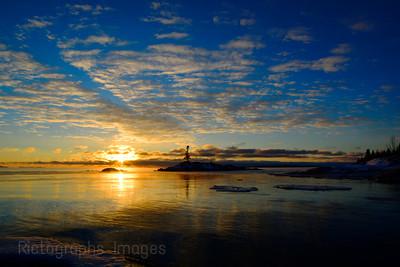 A Lake Superior, Landscape Photo, Terrace Bay, Ontario, Canada, Rictographs Images