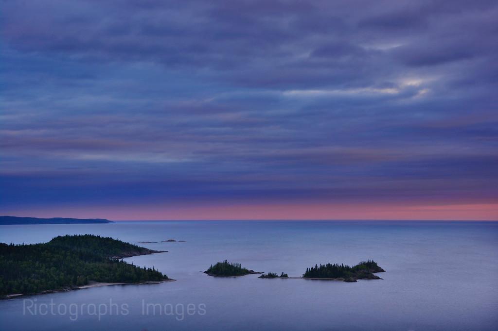 Lake Superior, Terrace Bay, Ontario, Canada, Rictographs Images, 2016