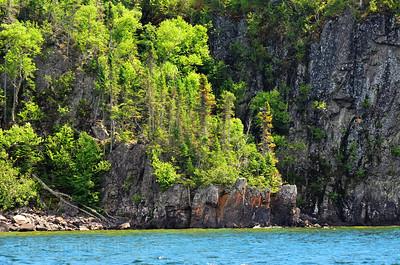 Lake Superior Rocks,