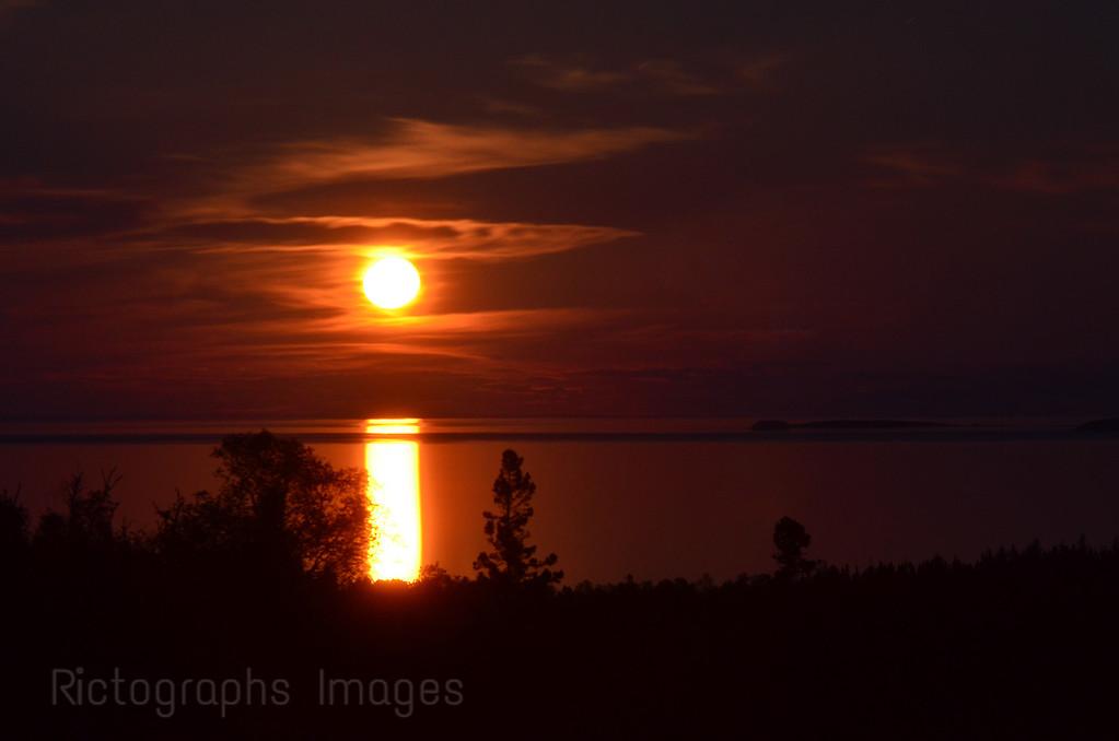 North Coast Of Lake Superior