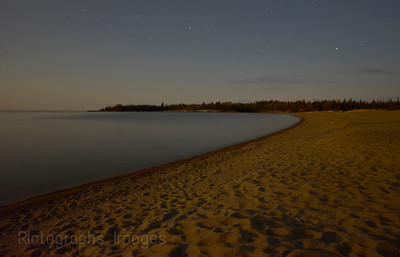 Lake Superior Beach, Terrace Bay, Ontario, Canada