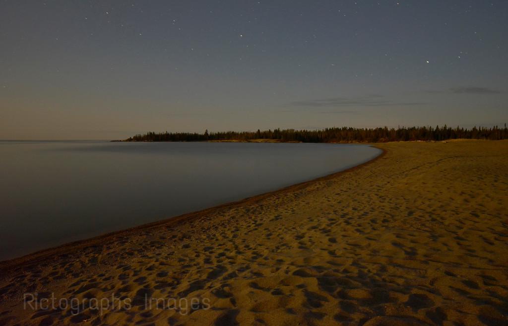 Lake Superior Beach, Terrace Bay, Ontario, Canada