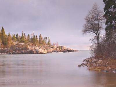 Danny's Cove, Casques Isles Hiking Trail, Lake Superior