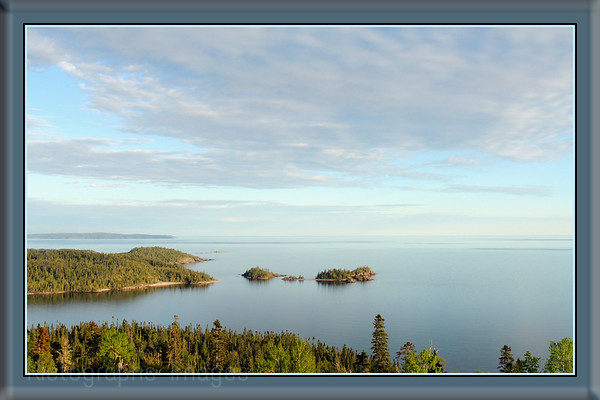 Blue Waters, Lake Superior, & Terrace Bay, Ontario, Canada