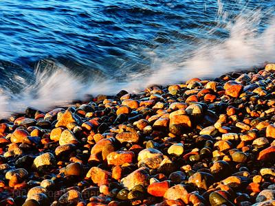 Shore Rocks, 2017
