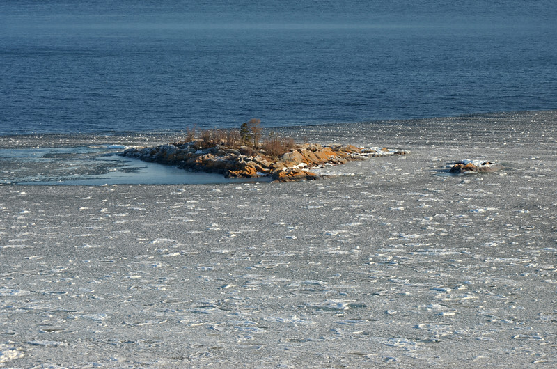 Spring 2014, Gull Isle, Lake Superior, Terrace Bay, Ontario, Canada
