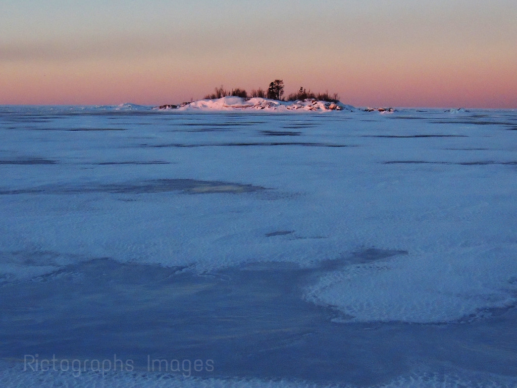 Gull Isle Late Winter 2015