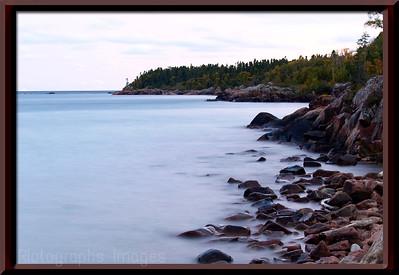 Lake Superior, Shoreline