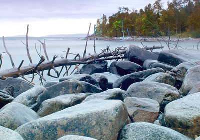 Waters and Waves Sculpting the North Shore of Lake Superior