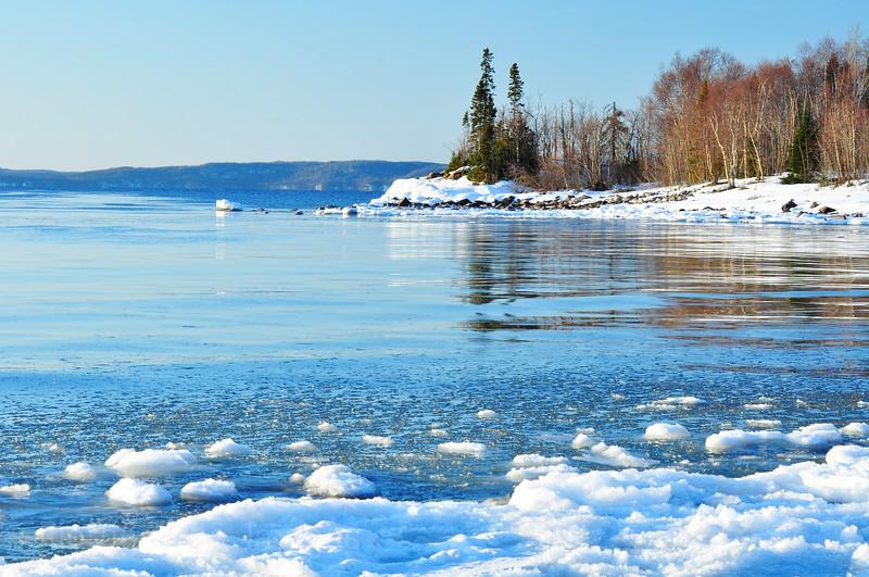 Lake Superior, 549