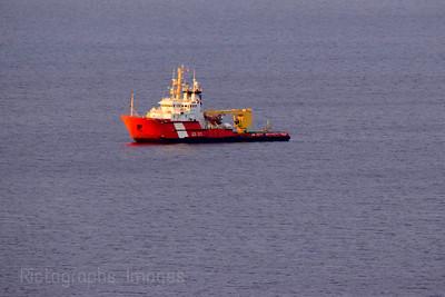 On Patrol, Coast Guard
