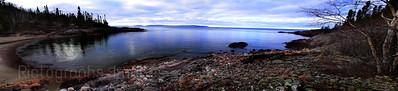 A Lake Superior Landscape Photo, Spring 2019