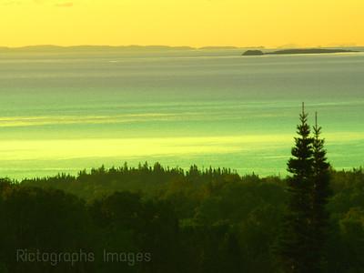 North shore Lake Superior Waters and Waves Sculpting the North Shore of Lake Superior