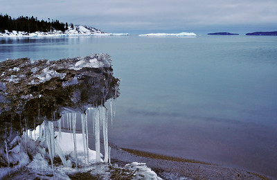 Lake Superior, Early Spring, March 2013, (63)