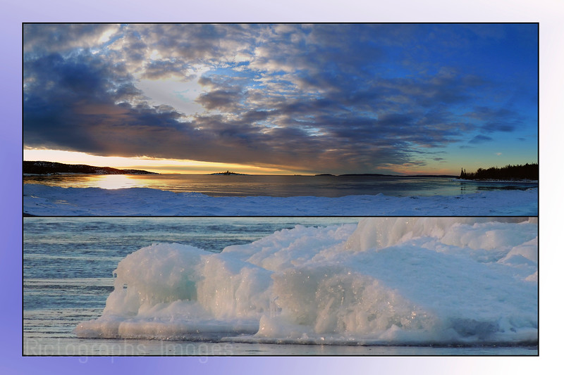 Gitche-Gumee, ClearWater, LakeSuperior, Terrace Bay, Ontario, Canada