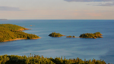 # A Lake Superior Landscape, Summer 2020