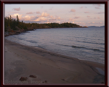Lake Superior, Bluewater